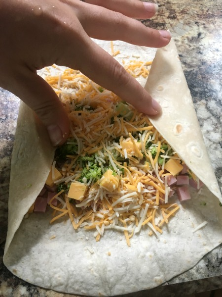 fold burrito sides