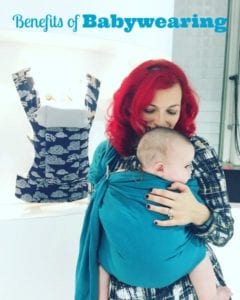 Benefits BabyWearing