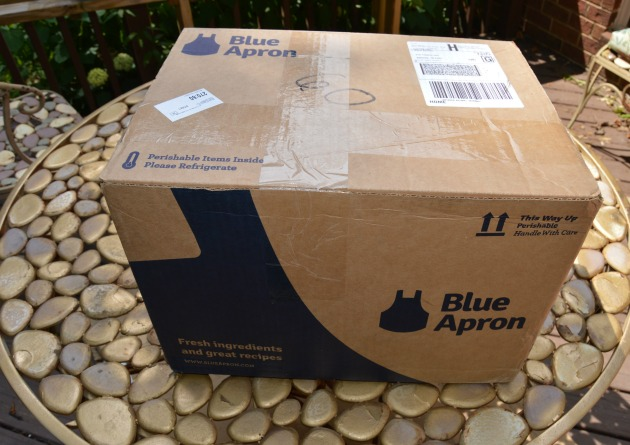 blue apron meals delivery