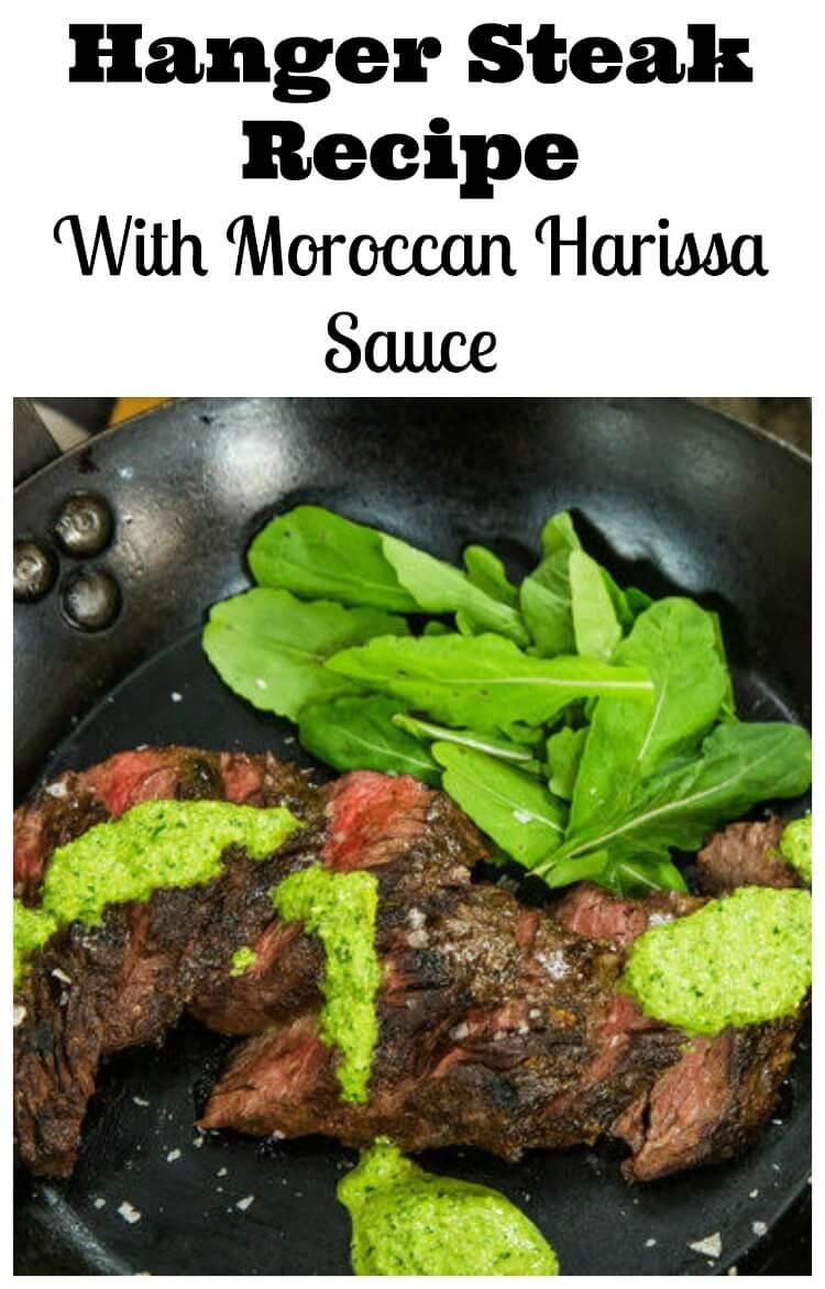 Best Hanger Steak Recipe