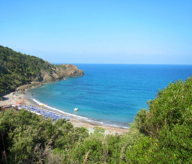 Cala Moresca Beach