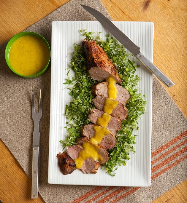 Cuban Mojo Marinated Pork Recipe