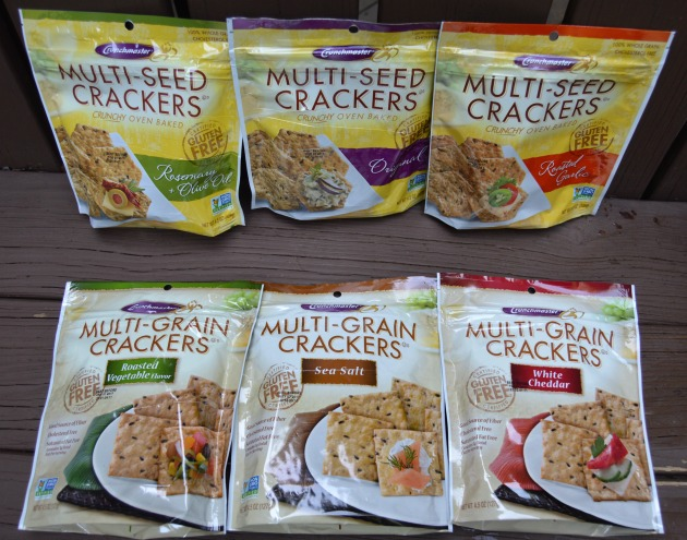 crunchmaster crackers