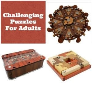 Challenging Puzzles For Adults