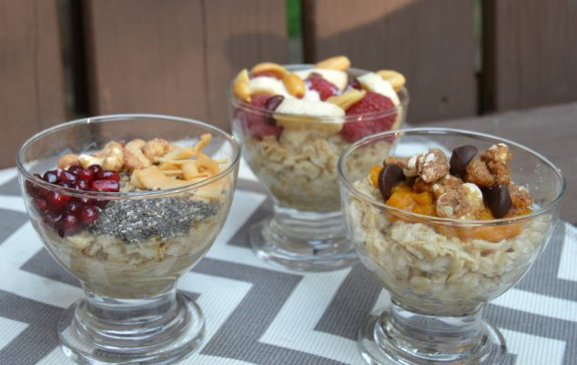 oatmeal bowls recipes