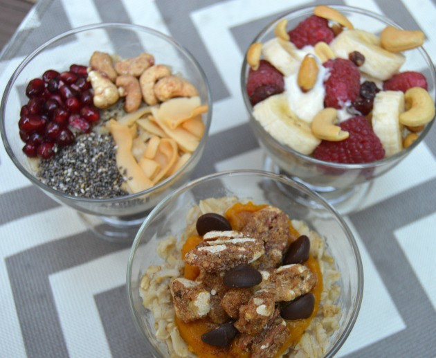 oatmeal breakfast ideas