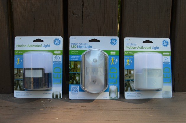 GE Motion-Activated LED Night Lights