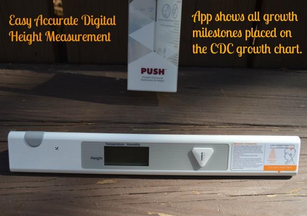 portable ultrasound stadiometer