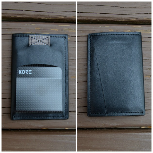 RFID blocking wallet men