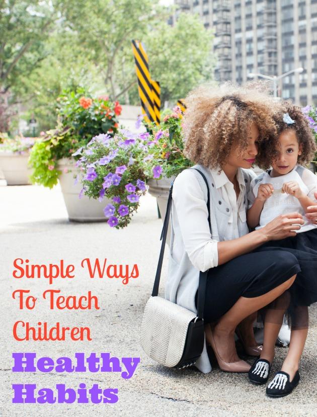 top 10 healthy habits kids