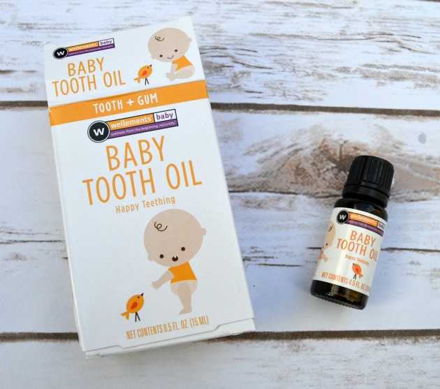baby tooth oil