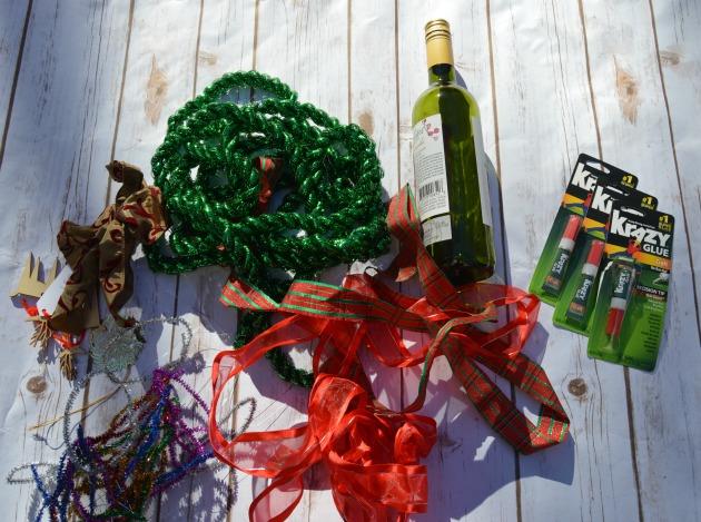 glass bottle craft supplies