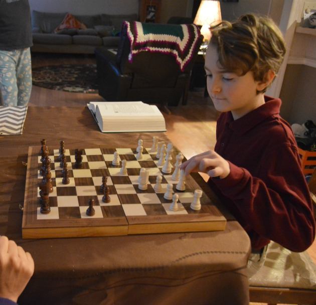 educational benefits of playing chess