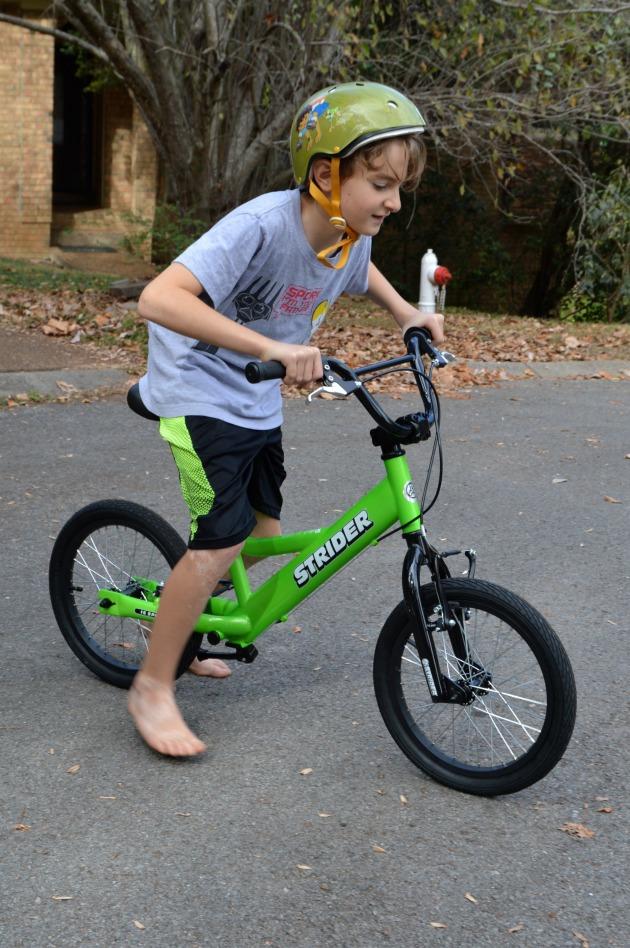 Strider kids balance bikes