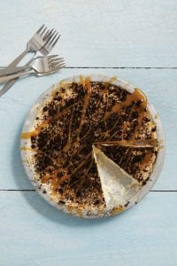 No Bake Chocolate Peanut Butter Pie Recipe