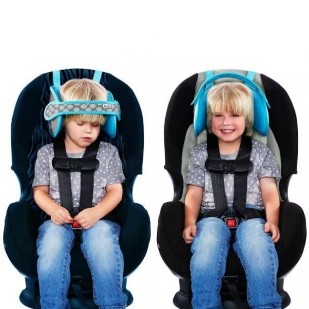 car seat head support toddlers