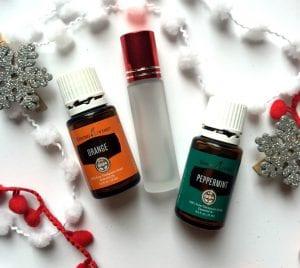 essential oil lip gloss