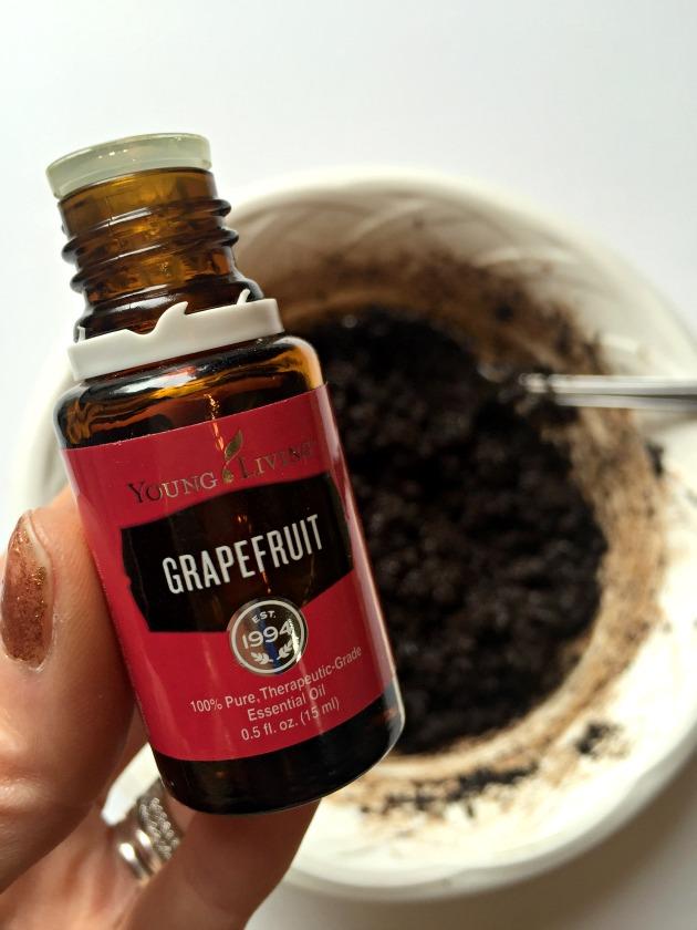 homemade body scrub recipe