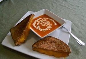 easy homemade tomato soup