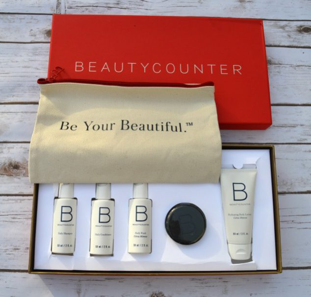 BeautyCounter Set