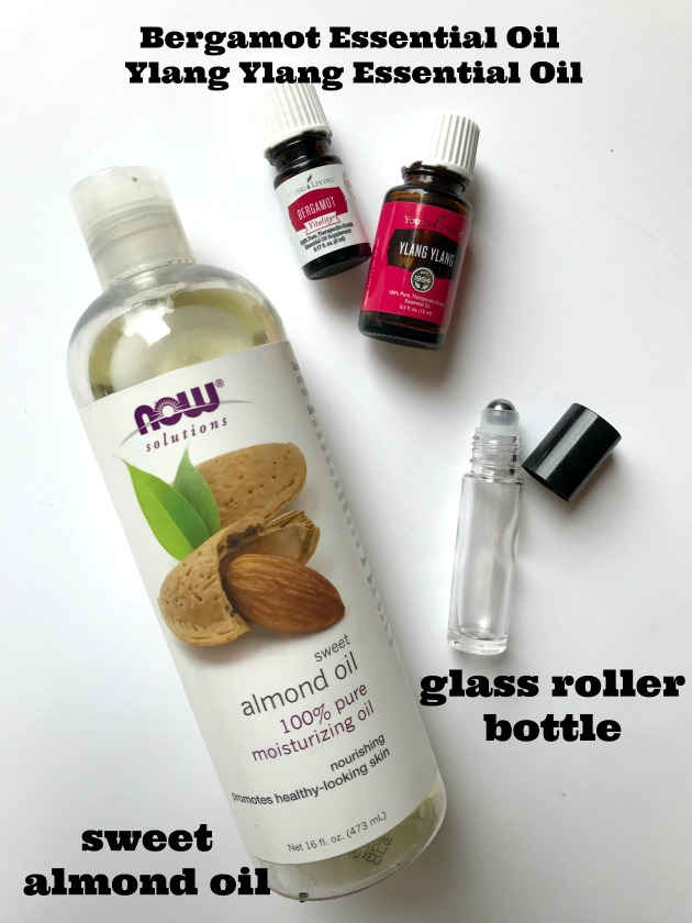 how to make roll on perfume with essential oils