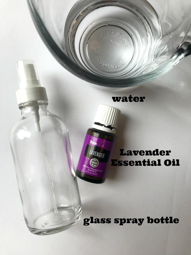 natural sleep aid lavender sleep spray