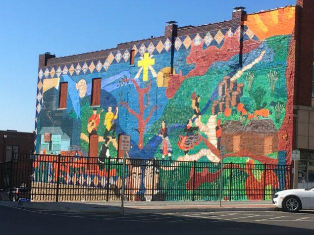 things to do in kansas city with kids- Kansas City Kansas Mural