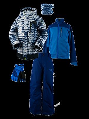 Kids Ski Wear Outfits