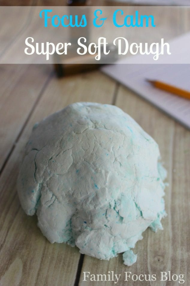 Play Dough Recipe Kids