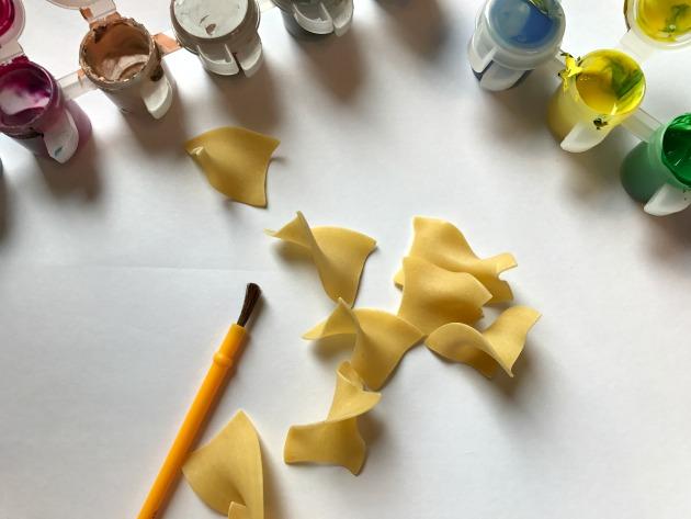 Flower Art Craft for Kids