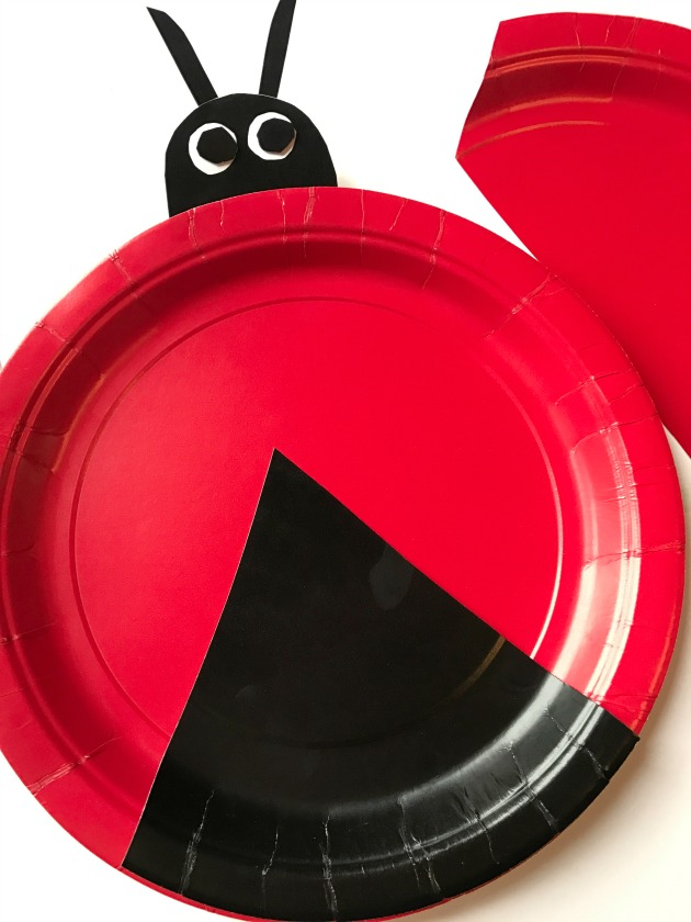 Easy Paper Plate Craft