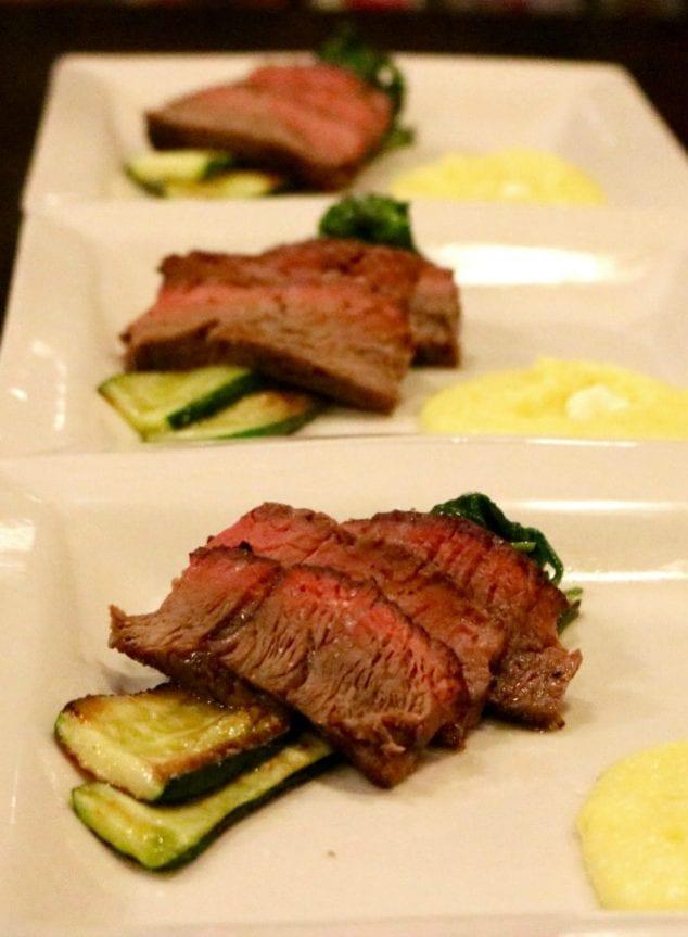 new york strip steak recipe