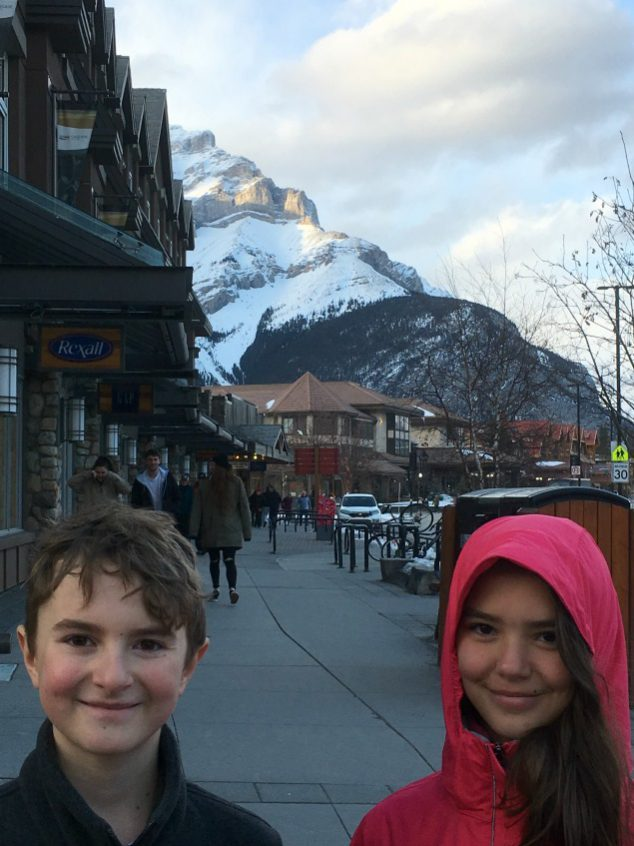 shopping banff