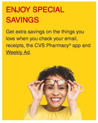 CVS ExtraCare Rewards