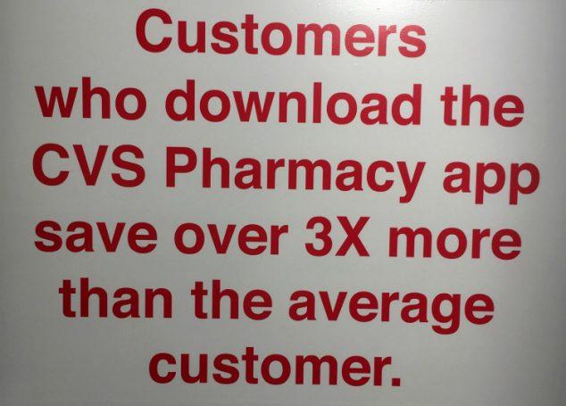 CVS pharmacy app
