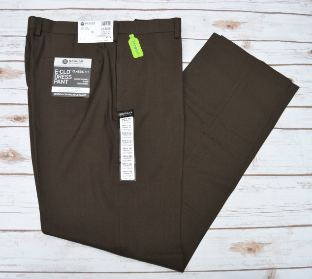 Haggar E Clo Dress Pant