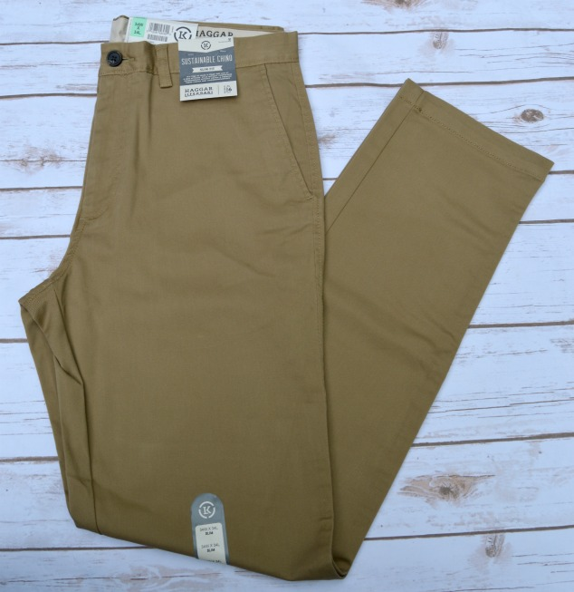 Haggar Life Khaki Sustainable Chino
