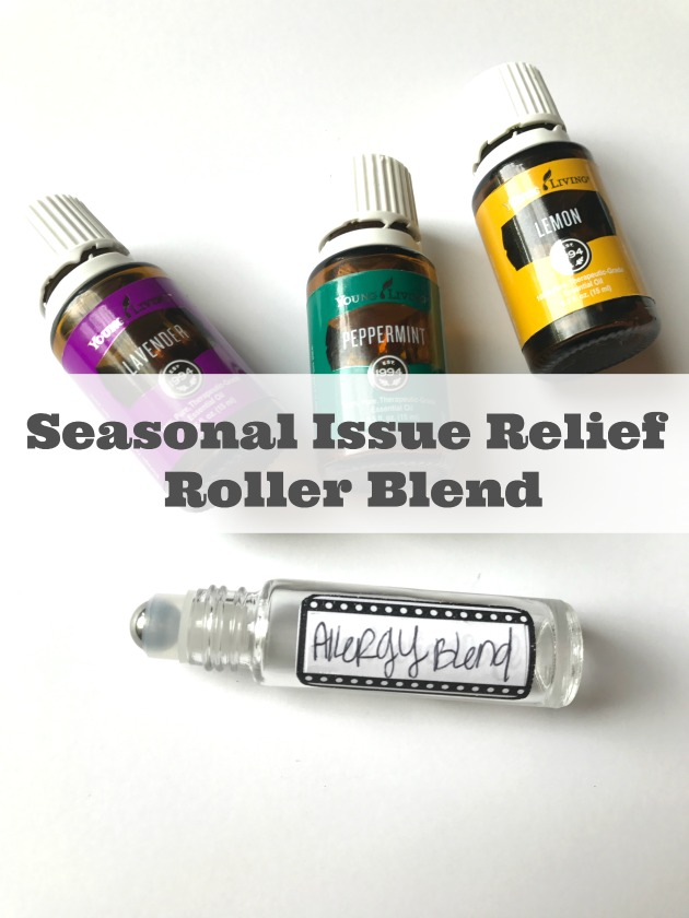 Natural Seasonal Allergy Relief