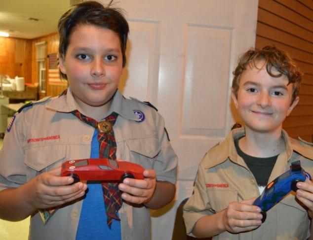 cub scout friends