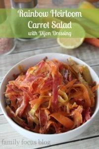 easy carrot salad recipe