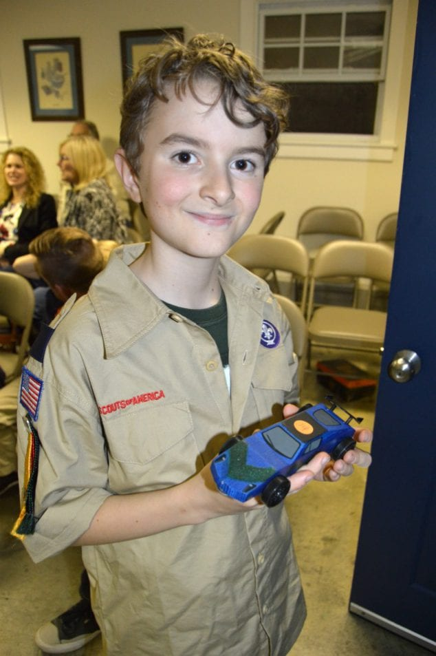 what is the pinewood derby