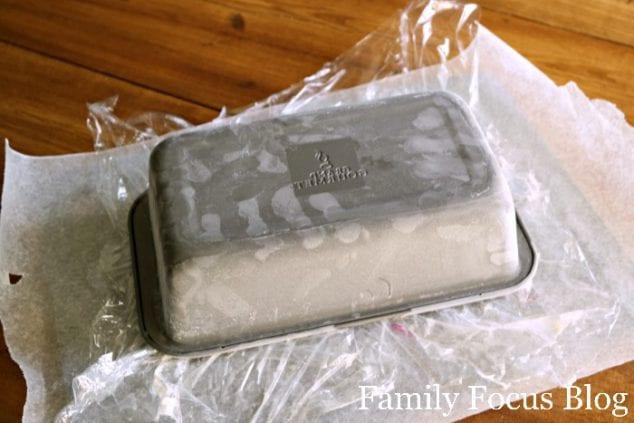 Blueberry Lemon Ice Box Cake