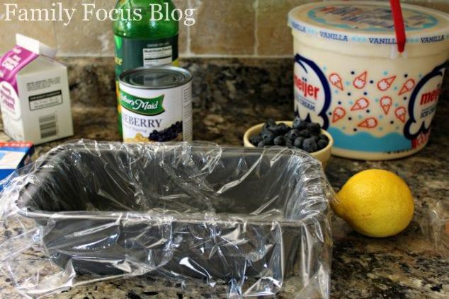 Blueberry Lemon Icebox Cake Recipe