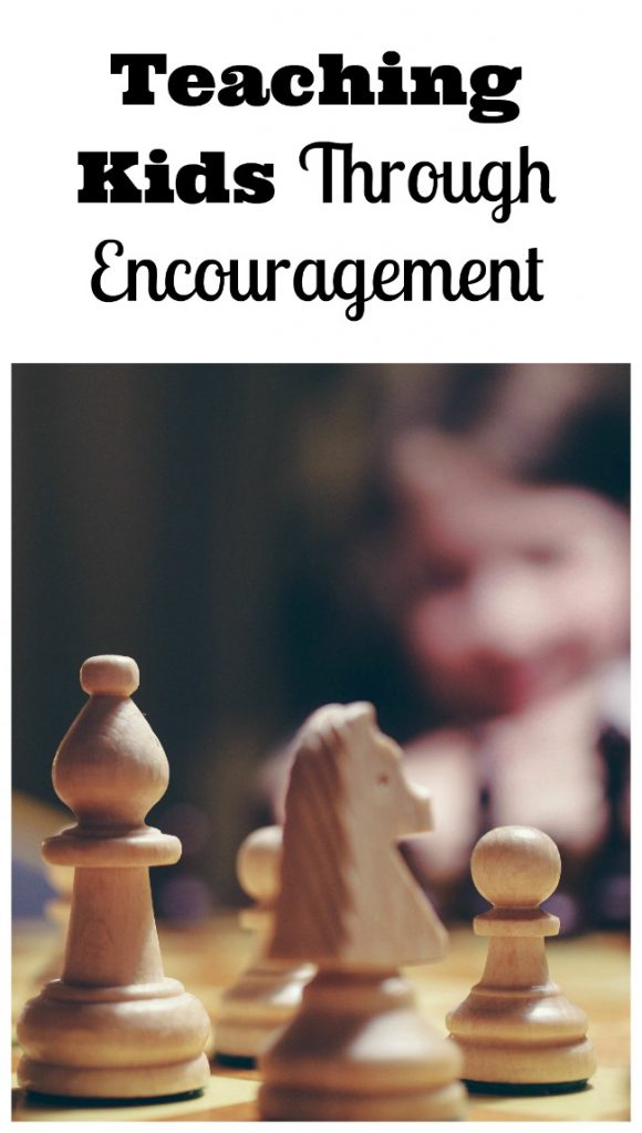 Teaching Kids Through Encouragement
