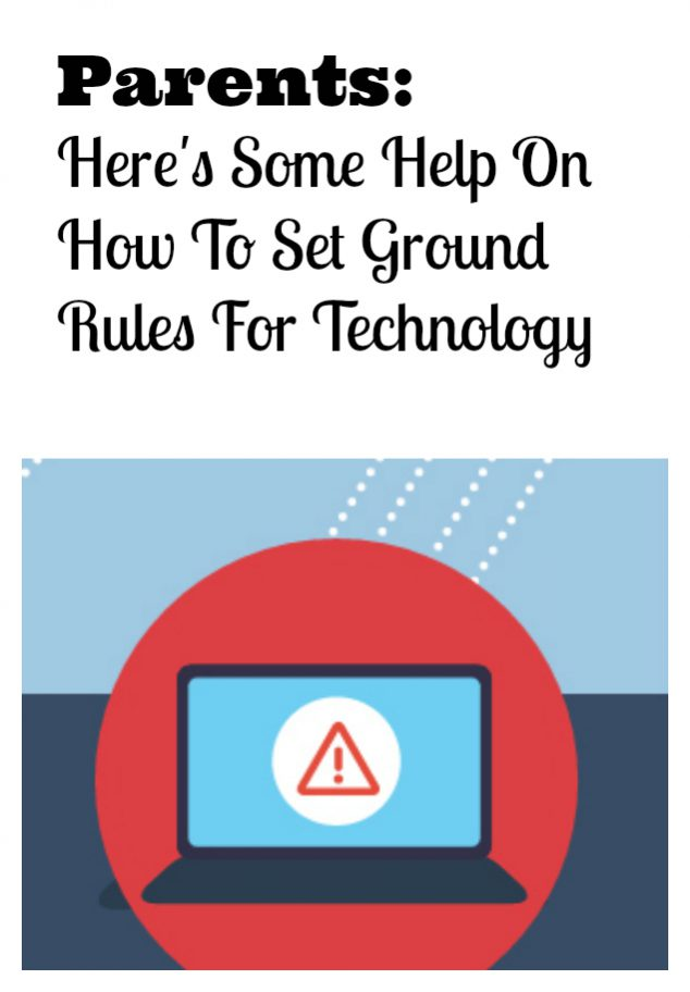 Technology Ground Rules