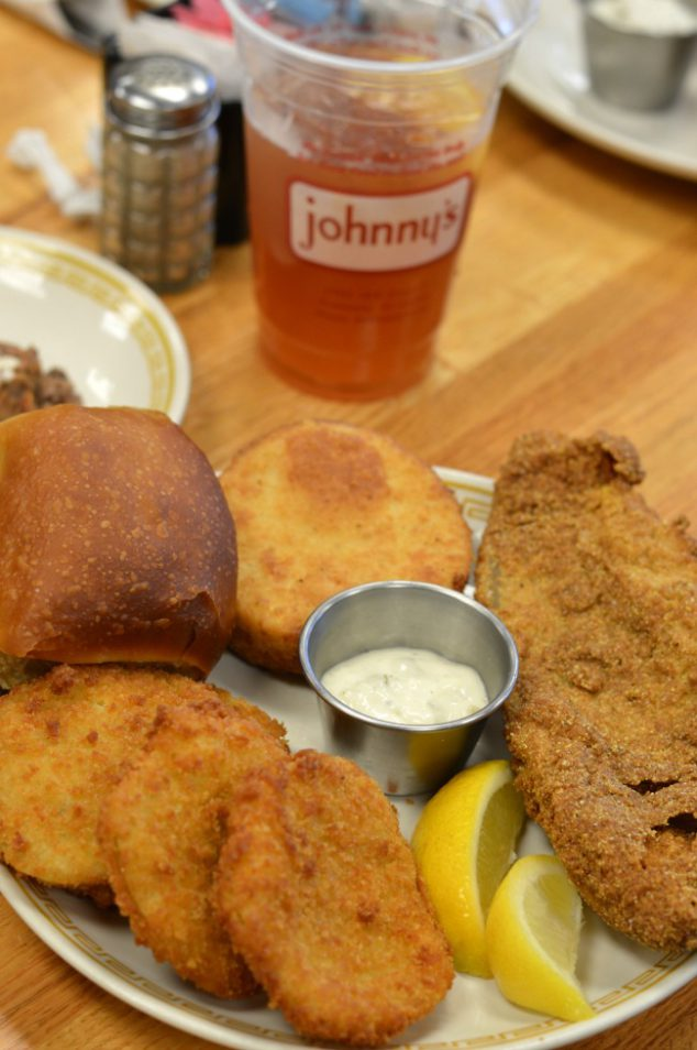 fried southern food
