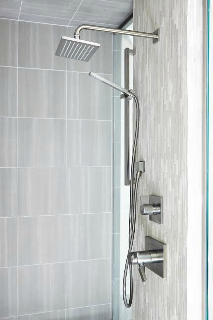 square shower fixtures