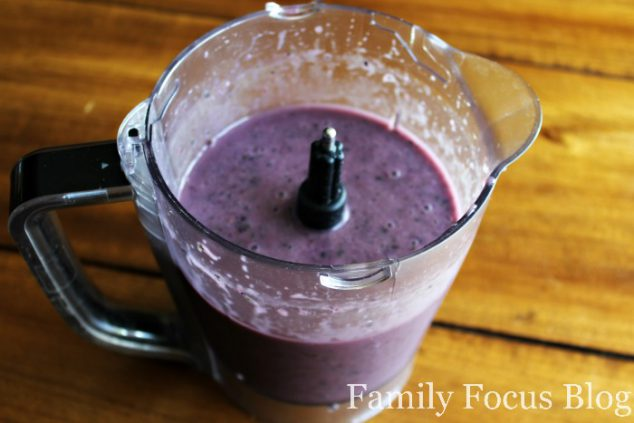 Kale Blueberry Smoothie