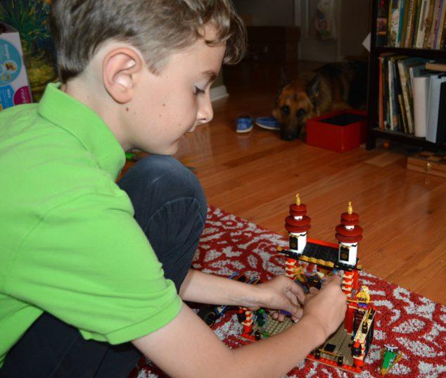 Lego Ninjago Masters Of Spinjitzu Sets