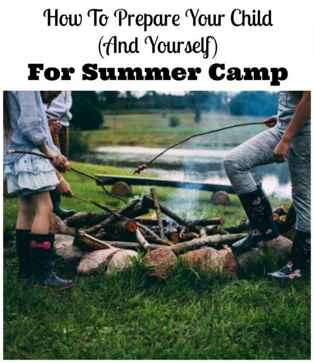 Prepare Child summer camp